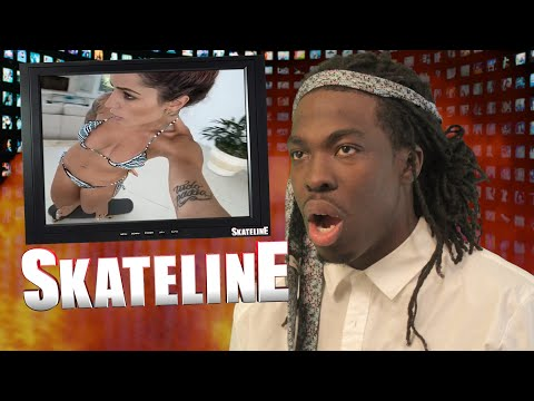 SKATELINE - Leticia Bufoni, Miles Silvas, Aurelien Giraud 25 Ollie, Romliss, Lil Dre, Swae Lee