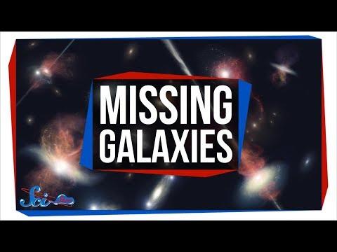 The Milky Way Is Missing Satellite Galaxies