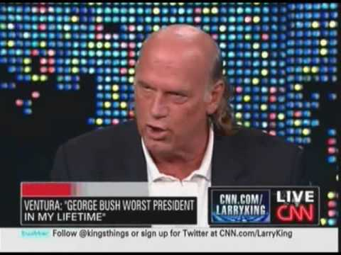 Jesse Ventura: You Give Me a Water Board, Dick Cheney and One Hour