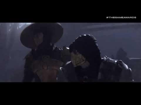 MORTAL KOMBAT 11 Official Reveal Trailer  - Video Game Awards 2018