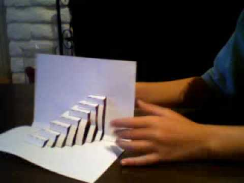 3 cool origami paper tricks youtube for How to make things from paper folding