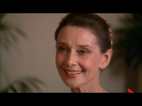 Entertainment Desk - Audrey Hepburn on Ethiopia and UNICEF