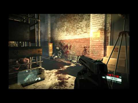 Crysis 2 AWESOME visual effects on powerhorse GT 630 4Gb