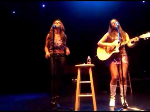 Lindsay Rush w/ Hana Giraldo - YouTube