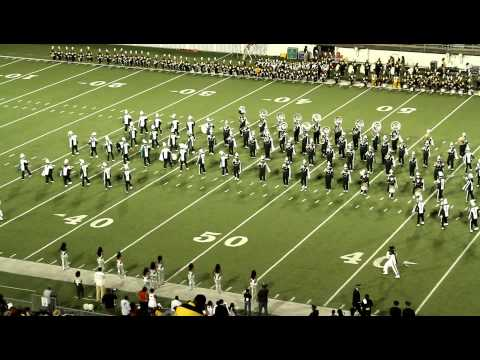 Mississippi Valley State University (Mean Green Marching Machine) 09/04/2010