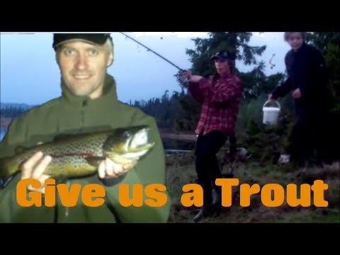 Fishing in the mountains with Ole Marius and Richard Johansen, means a lot of trout! Dad and I were invited to join them trout fishing in a river called �sta. We cought over 40 trout during...