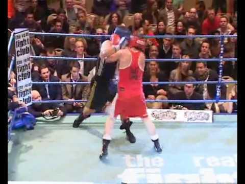 Matthew 'Thack Attack' Thackwray vs Nisse 'Still Got It' Sauerland