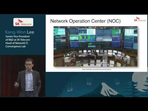 SKT's Journey Toward Platform Company with 5G Network and OpenStack
