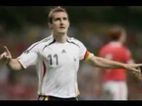 I LOVE GERMAN BOYS - WM 2010 - World Cup 2010 Song