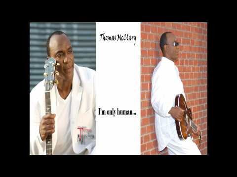 Tiger Woods I'm Only Human - Thomas McClary