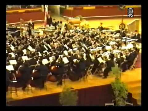 Certamen Valencia 1993 - (2/4) - CIM La Armonica de Buñol - Belkis, Reina de Saba - O. Respighi