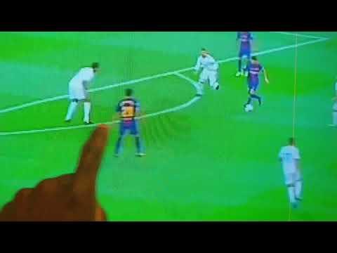 Andre Gomes sucks tactical analysis fc barcelona vs real madrid 2017
