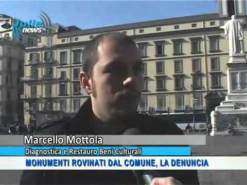 Opere monumentali corrose: Colpa delle istituzioni!