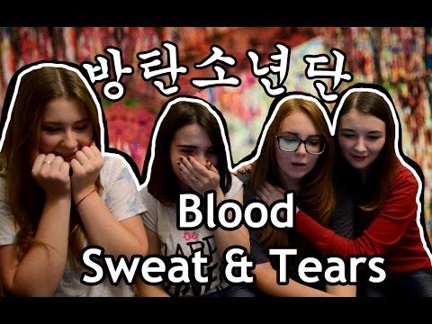 download lagu BTS 방탄소년단 - Blood Sweat & Tears 피 땀 눈물  REACTION  한글자막 gratis