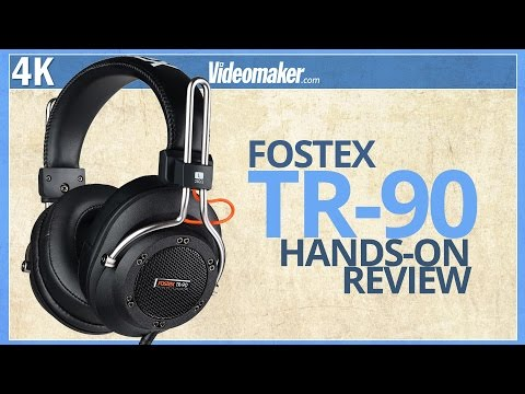 Fostex TR-90 - Hands-on Review - Videomaker
