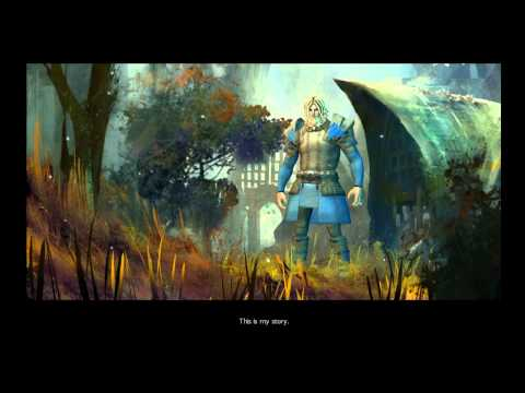 Guild Wars 2 - Norn Gameplay Part 1 CZ - Červíci