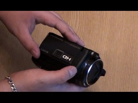 Sony Camcorder HDR-PJ810 Review