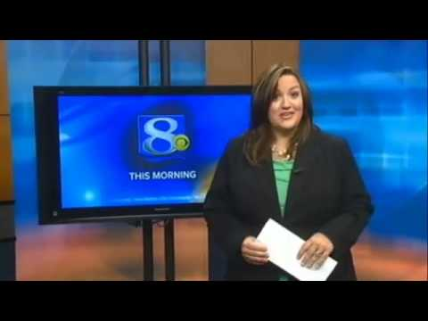 CBS WKBT News Anchor s On Air Response to Viewer Calling Her Fat Oct  2nd, 2012