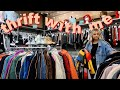COME THRIFT WITH ME IN PORTLAND | thrifting at Goodwill, Value Village + Vintage | THRIFT STORE HAUL