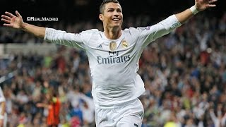 Real Madrid 4-0 Shakhtar Donetsk Goles Audio Cope 15/09/15