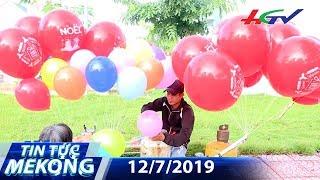 Bong bóng bay - đồ chơi nhỏ, hiểm họa lớn | TIN TỨC MEKONG - 12/7/2019