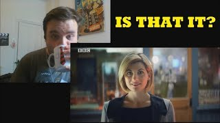Doctor Who Series 11 Teaser - REACTION & THOUGHTS
