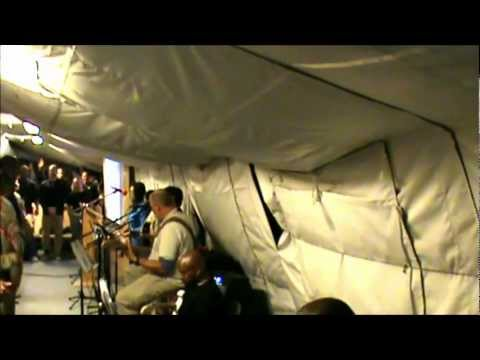 Yelner Chapel Praise Team, AMC Compound, Bagram Afghanistan
