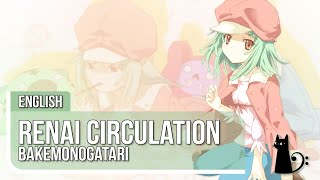 """Renai Circulation"" English Cover by Lizz Robinett"