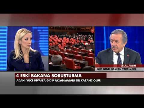 CELAL ADAN 02.01.2015 HABERTÜRK TV AKŞAM RAPORU