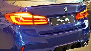 New BMW M5 - it's coming 2019