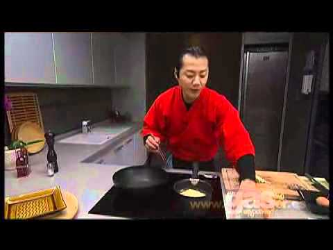 receta Oriental fideos Ramen con mariscos.avi