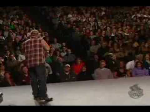 Larry The Cable Guy Retarded Gang Members video