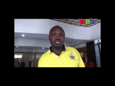 Maj Gen Kahinda Otafiire asekeredde John Patrick Amama Mbabazi