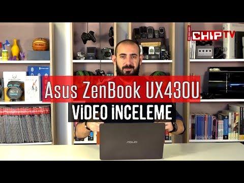 Asus ZenBook UX430U İncelemesi - Dizüstü Bilgisayar
