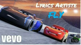 Cars 3 - Marshmallow - Fly Music Video ll Cartoon Lyrics
