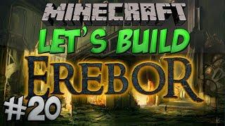 Minecraft Let's Build - Erebor - #20 - Inside Erebor