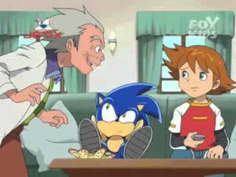 Sonic x capitulo 2 Sonic Al Rescate Parte 1 espa�ol.