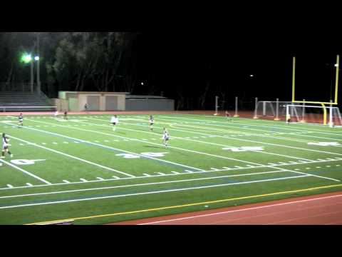 16, 2011 varsity girls soccer game between Cupertino High School and ...