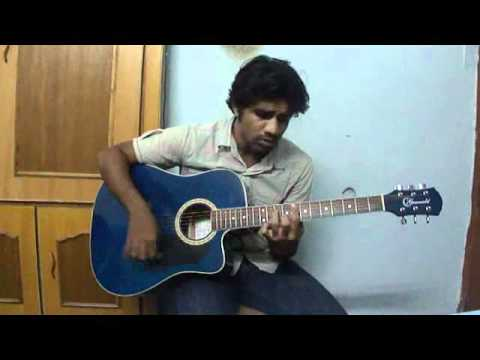 Pee Loon Guitar Cover By Naren video
