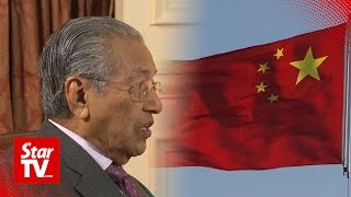 Dr Mahathir: We can learn a lot from China