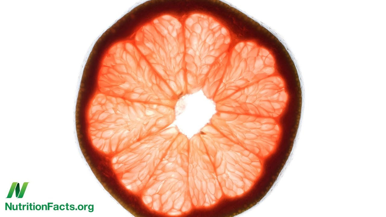 Tell Your Doctor If You Eat Grapefruit