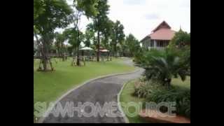 Bangkok Detached House for Sale - Prawet - Thailand Real Estate for Sale