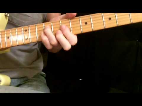 How to Play 'If I Coud Reach Out' Otis Clay