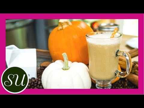 RECIPE: DIY Healthy  Coffee Creamer with Pumpkin