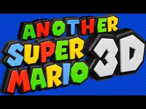 Another Super Mario 3D - 100% Complete Walkthrough ( All Stars)