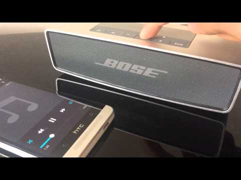 Bose SOUNDLINK mini review and sound test