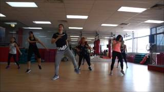 Hey DJ by CNCO. Zumba routine by Jorge from Zumba4UWorld