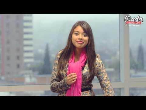 Candidatas a Reina - Colegio Olga Aredez - 2016