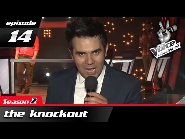 The Voice of Afghanistan: Knockouts - Episode.14