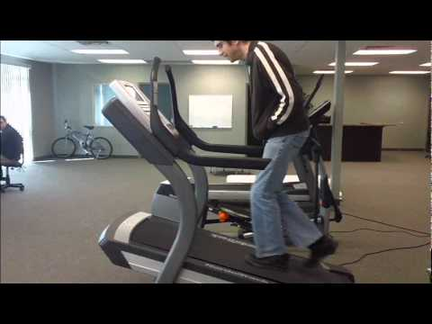 NordicTrack x9i Incline Trainer 40% Incline